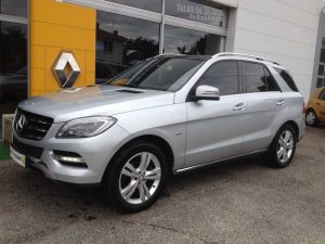 MERCEDES CLASSE M3 BLUETEC 4MATIC FASCINATION BVA7 350