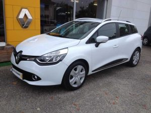 RENAULT CLIO 4 ESTATE IV ESTATE 1.5 DCI 90 ENERGY BUSINESS ECO2 83G