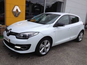 RENAULT MEGANE 3 III 1.2 TCE 115 ENERGY NOUVELLE LIMITED ECO2