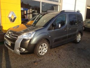 CITROEN BERLINGO MULTISPACE II 1.6 HDI 92 FAP XTR