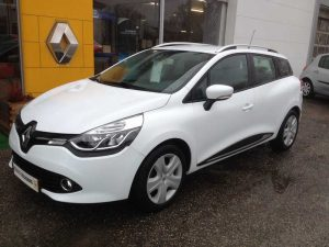 RENAULT CLIO 4 ESTATE 1.5 DCI 90 ENERGY BUSINESS ECO2 82G