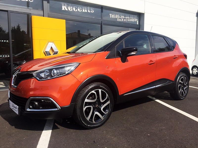 renault captur 1 5 dci 90 energy intens eco2 renault ets gasquet fils. Black Bedroom Furniture Sets. Home Design Ideas