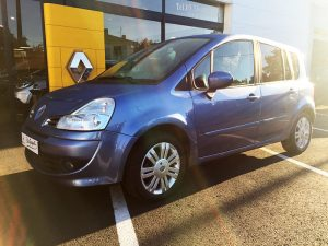 RENAULT GRAND MODUS (2) 1.2 TCE 100 EXCEPTION
