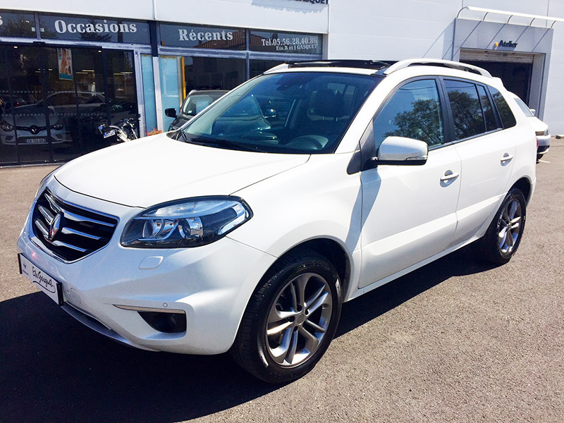 RENAULT KOLEOS EXCEPTION 1 - CHEVROLET CAPTIVA 2.0 VCDI 150 LT PACK BVA