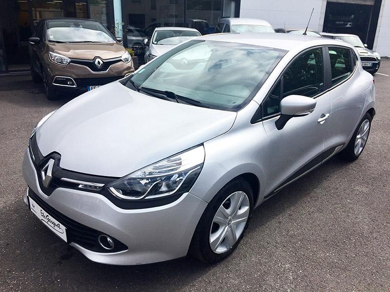 Renault clio iv zen dci 90 eco2 renault ets gasquet fils for Garage clio 4