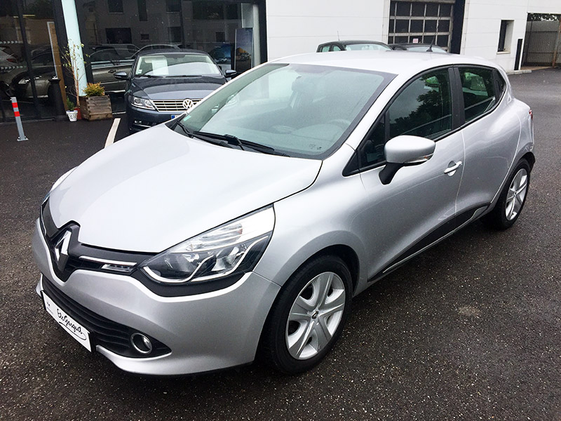 RENAULT CLIO IV BUSINESS ENERGY DCI 90 ECO2 1 - RENAULT CLIO IV BUSINESS ENERGY DCI 90 ECO2
