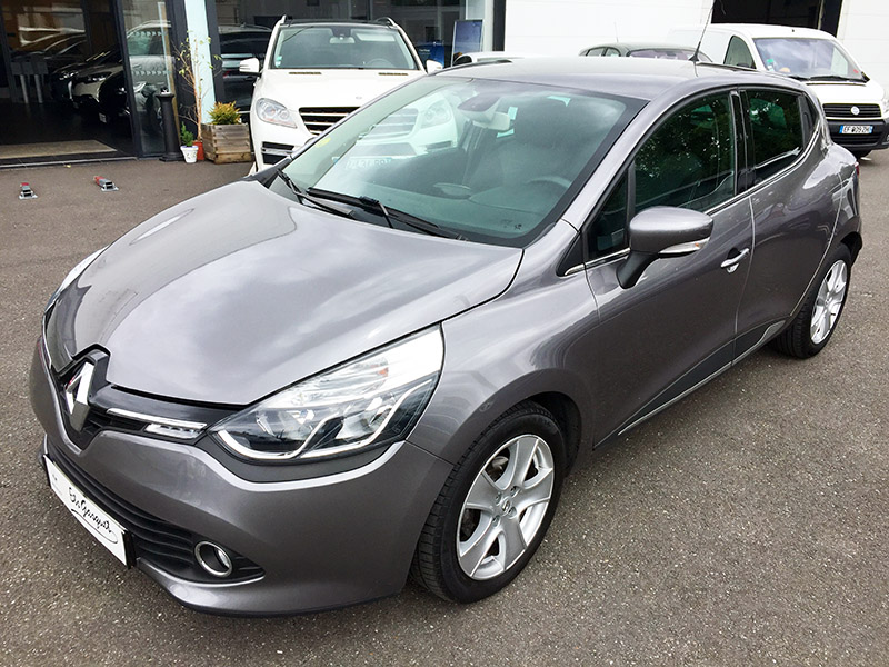 RENAULT CLIO IV INTENS ENERGY DCI 90 ECO2 1 - RENAULT CLIO IV GT-LINE INTENS ENERGY TCE 120 BVM6
