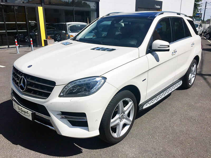 MERCEDES ML III 350 BLUETEC 4MATIC FASCINATION 7G-TRONIC
