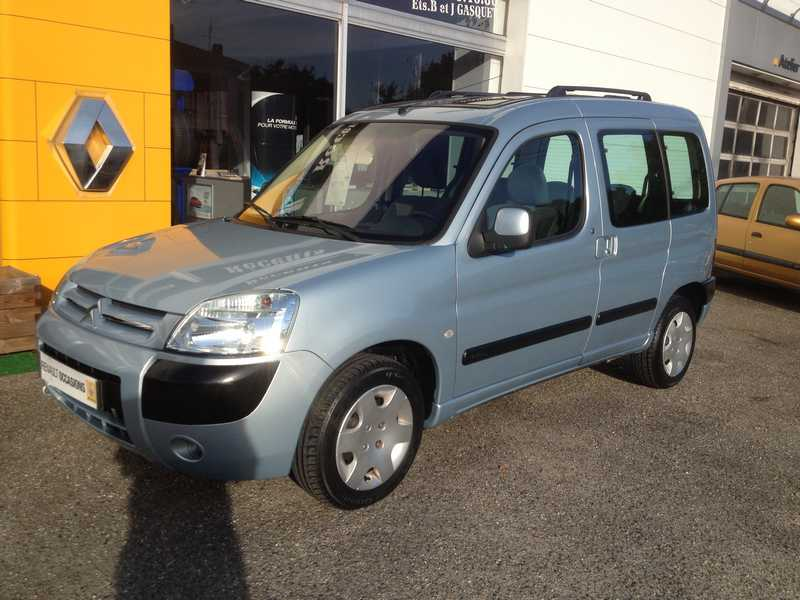 CITROEN BERLINGO FIRST 1.6 16S MULTISPACE PACK 5P