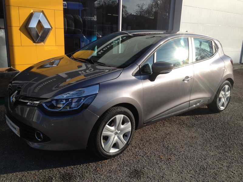 RENAULT CLIO IV ENERGY BUSINESS ECO2 1.5 DCI 90 82G E6