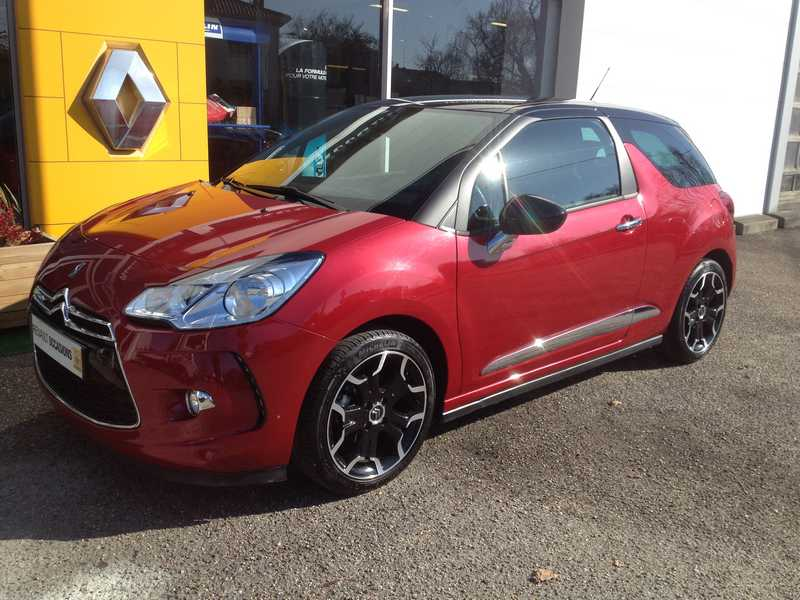 CITROEN DS3 AIRDREAM SO CHIC 1.6E HDI 92