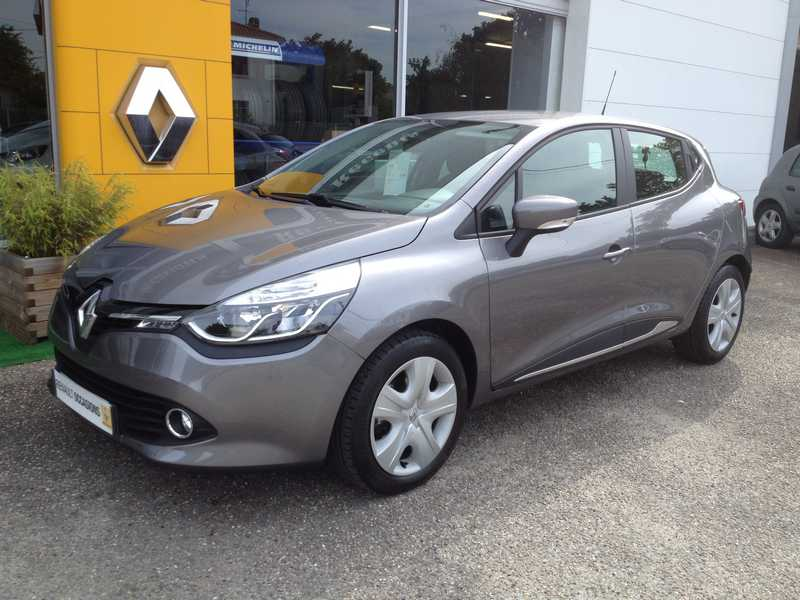 RENAULT CLIO IV 1.5 DCI 90 ENERGY BUSINESS ECO2 82G