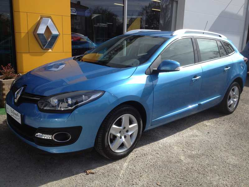 RENAULT MEGANE III ESTATE ENERGY 1.5 DCI 110 FAP BUSINESS ECO2
