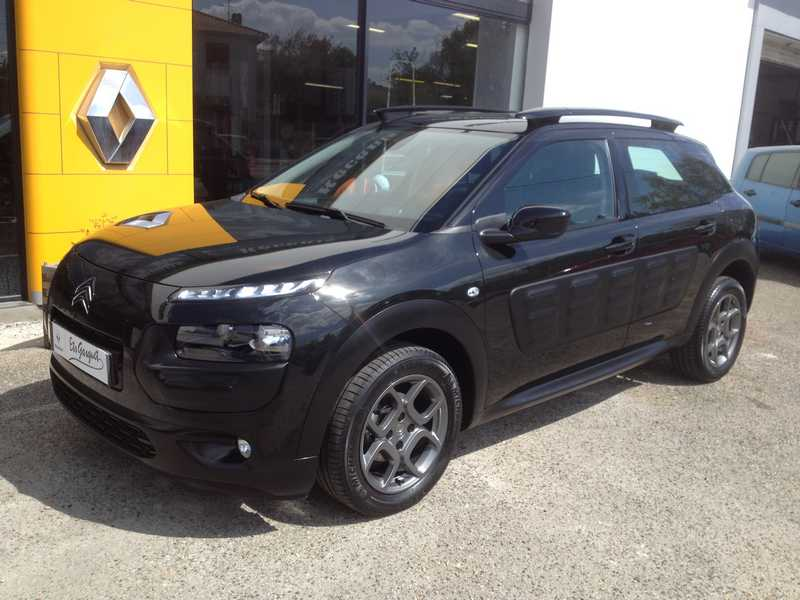 CITROEN C4 CACTUS BLUEHDI 100 S&S BUSINESS 1.6