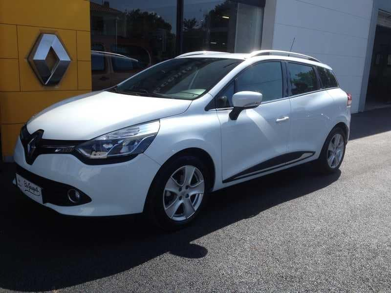 RENAULT CLIO 4 ESTATE 0.9 TCE 90 INTENS ECO2