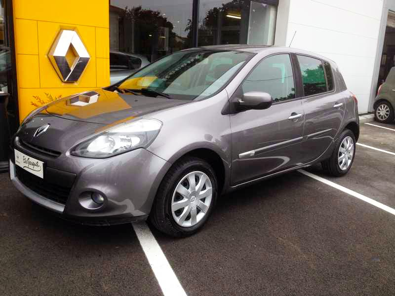 RENAULT CLIO III 1.2 TCE 100 DYNAMIQUE TOMTOM 5P EURO5