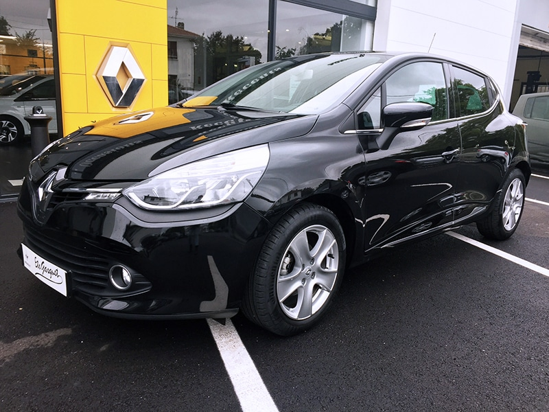 RENAULT CLIO IV 0.9 TCE 90 ENERGY INTENS ECO2