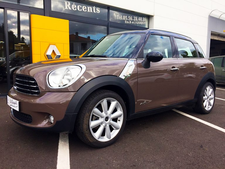 MINI COUNTRYMAN COOPER D ALL4 PACK RED HOT CHILI