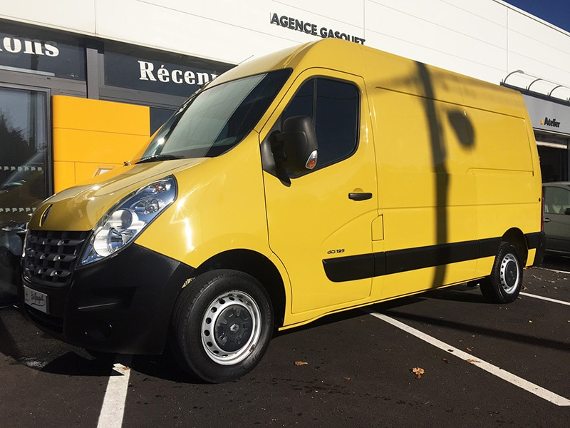 RENAULT MASTER III 2.3 125.35 FOURGON L2H2 GRAND CONFORT