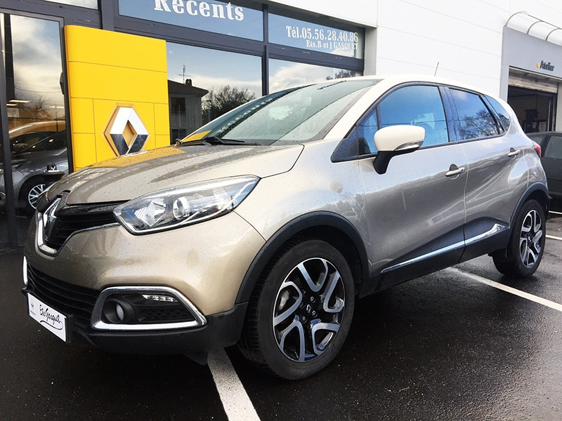 RENAULT CAPTUR INTENS ENERGY DCI 90 ECO2