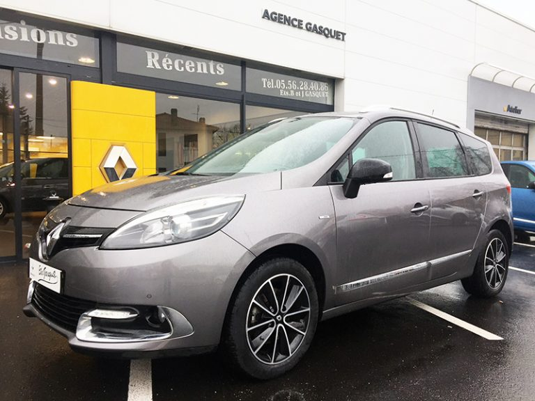 RENAULT GRAND SCENIC III ENERGY BOSE EDITION (3) 1.2 TCE 130 7PL