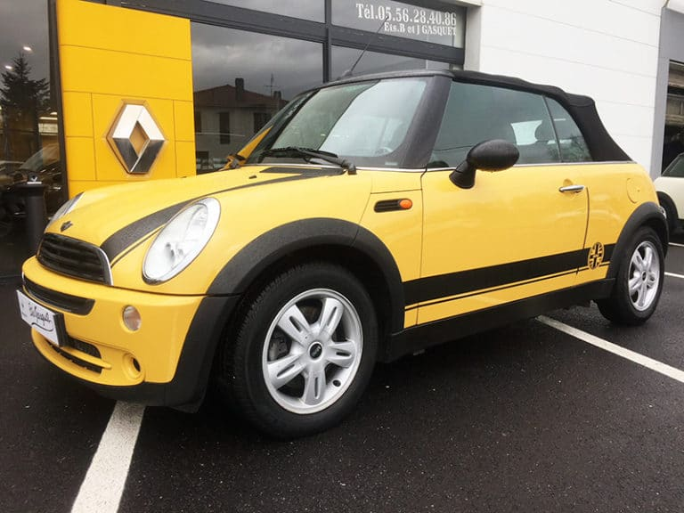 MINI CABRIOLET ONE 1.6L 90 CH