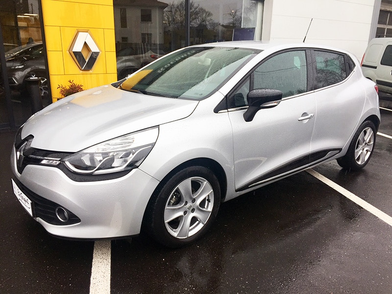 RENAULT CLIO IV INTENS ENERGY TCE 90 ECO2