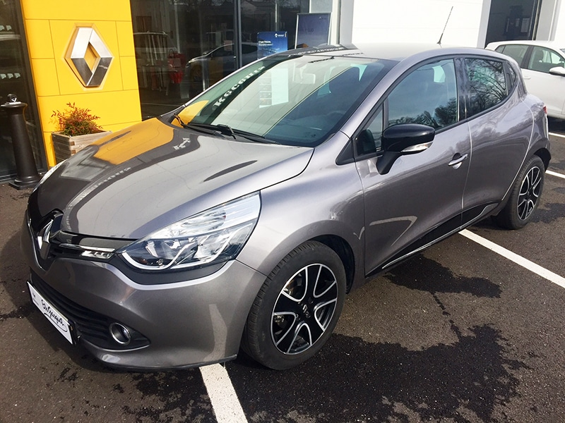 RENAULT CLIO IV LIMITED ENERGY DCI 90 ECO2