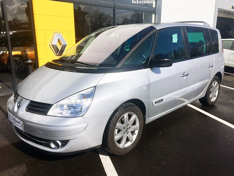 RENAULT ESPACE IV 25TH 2.0 DCI 130