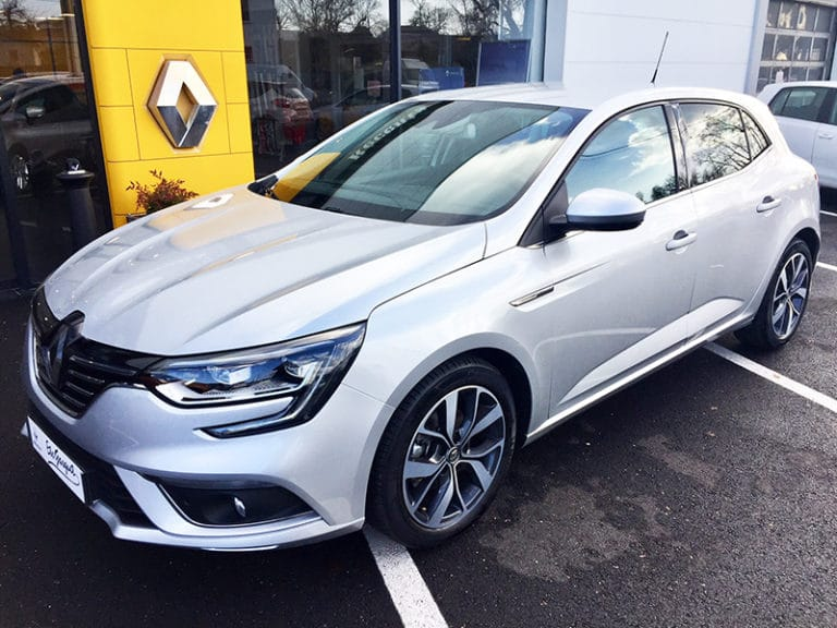 RENAULT MEGANE IV INTENS ENERGY TCE 130