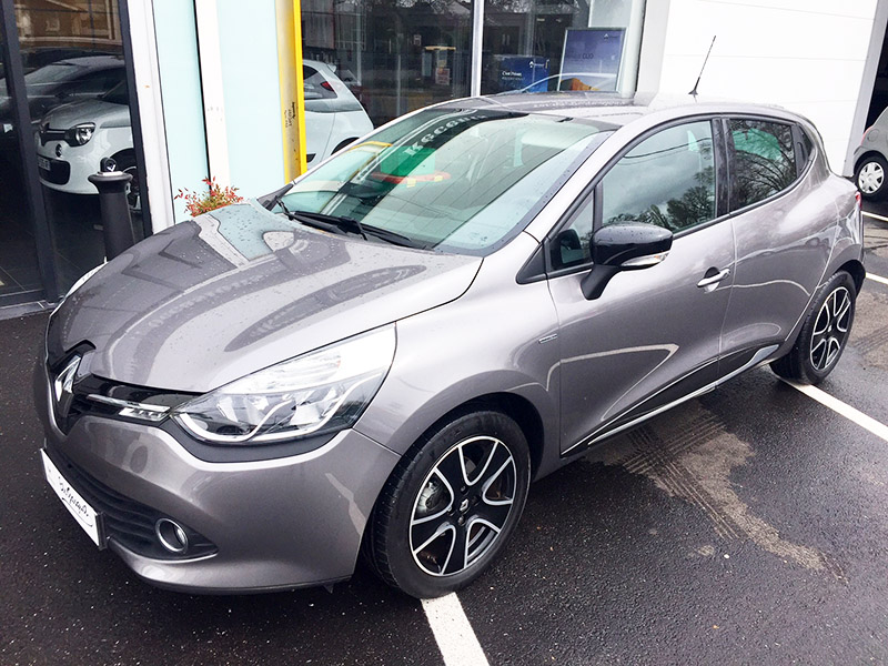 RENAULT CLIO IV LIMITED DCI 90 ECO2