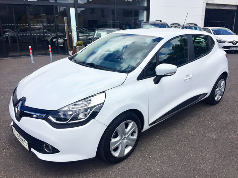 RENAULT CLIO IV BUSINESS ENERGY DCI 75 ECO2