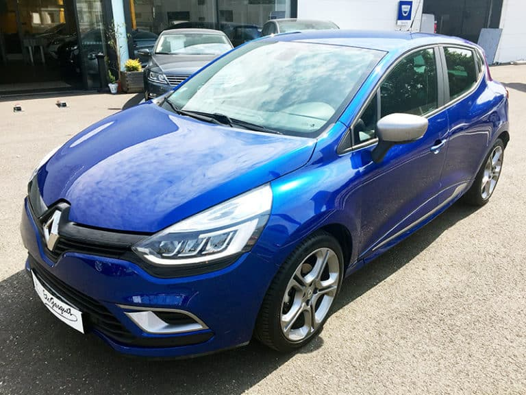 RENAULT CLIO IV GT-LINE INTENS ENERGY TCE 120 BVM6