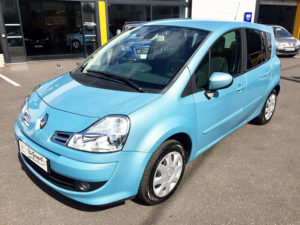 RENAULT GRAND MODUS DYNAMIQUE 1,2 16V ESSENCE