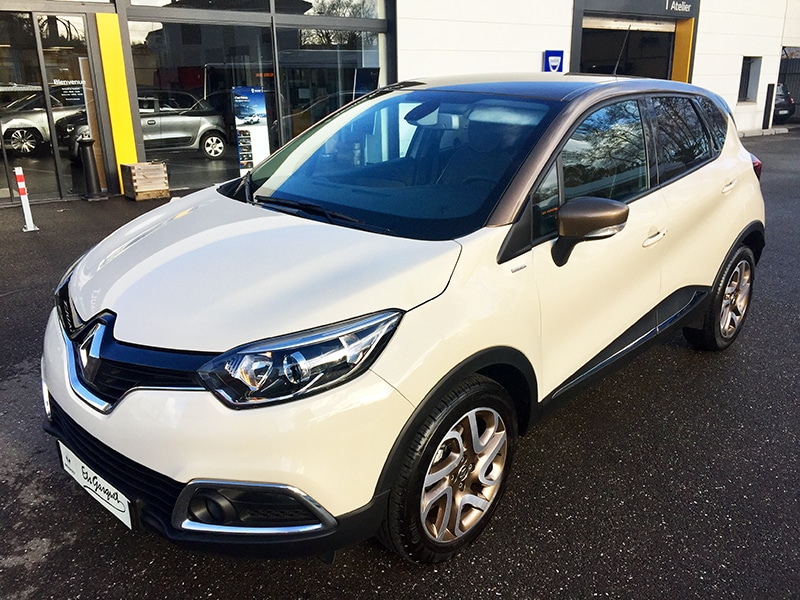 RENAULT CAPTUR HYPNOTIC ENERGY DCI 90 ECO2