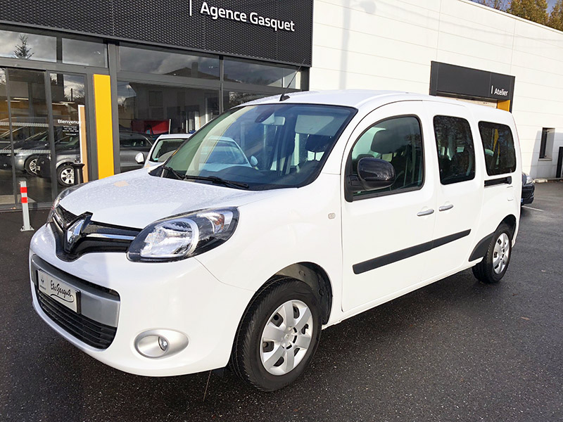 RENAULT GRAND KANGOO II INTENS ENERGY DCI 90 7PL