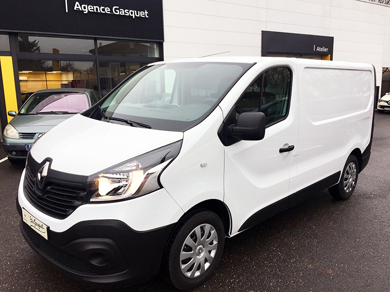 RENAULT TRAFIC ENERGY DCI 125 GRAND CONFORT 1200 L1 H1