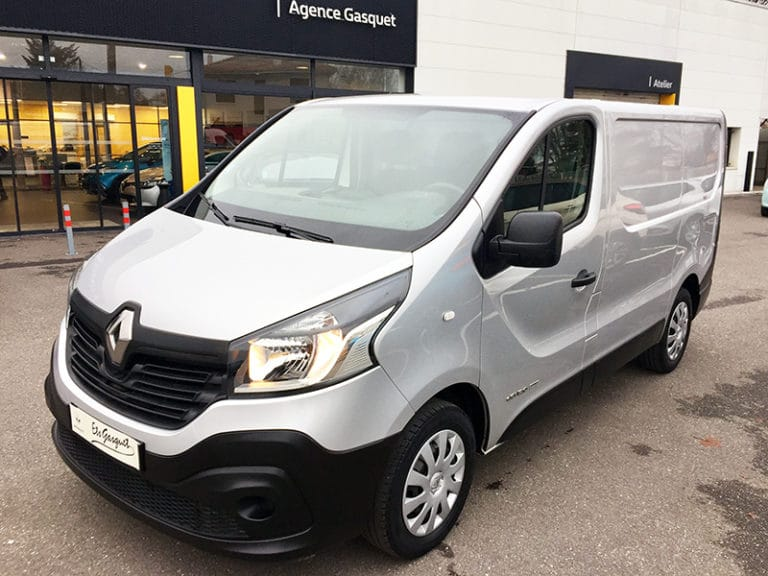RENAULT TRAFIC III FOURGON GRAND CONFORT L1 H1 1000 ENERGY DCI 120