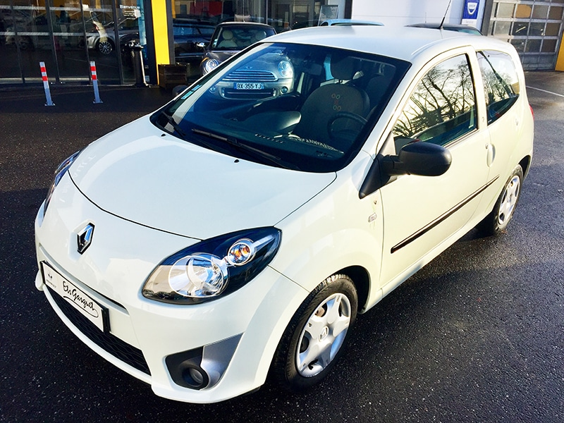RENAULT TWINGO II AUTHENTIQUE 1.2 LEV 16V 75 114G