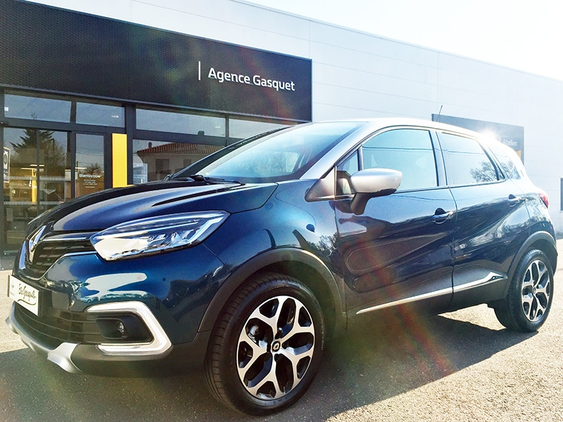 RENAULT CAPTUR PH2 INTENS ENERGY TCE 120 ECO2