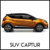 BROCHURE SUV CAPTUR