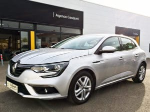 RENAULT MEGANE IV BUSINESS ENERGY DCI 110 ECO2