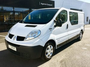 RENAULT TRAFIC CABINE APPROFONDIE GRAND CONFORT 2.0 DCI 115 L2H1