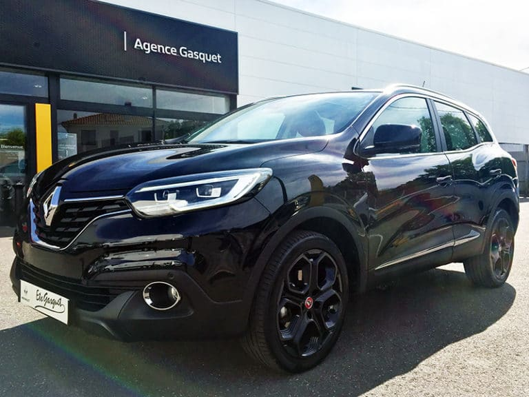 RENAULT KADJAR BLACK EDITION ENERGY TCE 130 EDC