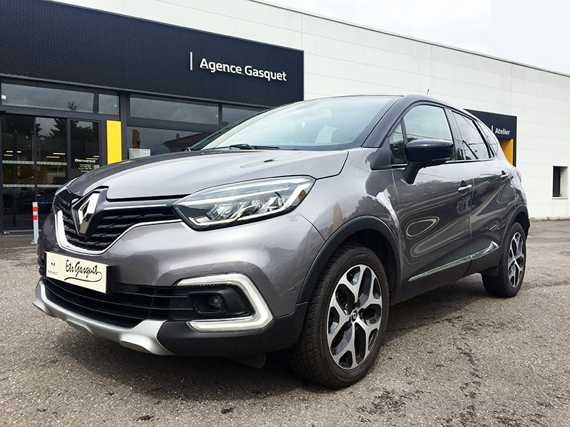 RENAULT CAPTUR ENERGY INTENS (2) 1.2 TCE 120