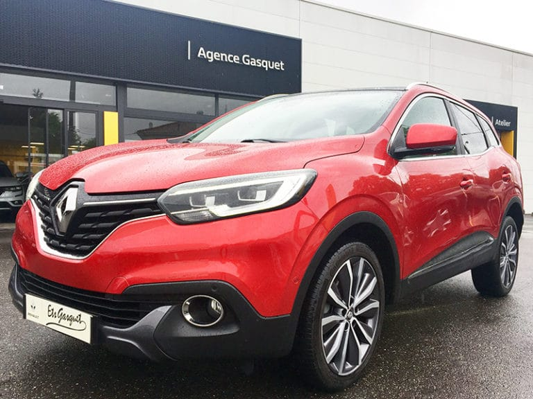 RENAULT KADJAR EDITION ONE ENERGY 1.6 DCI 130 4WD