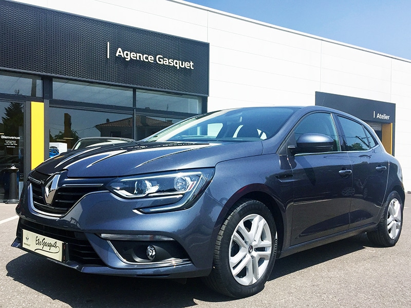 RENAULT MEGANE IV BUSINESS ENERGY TCE 100