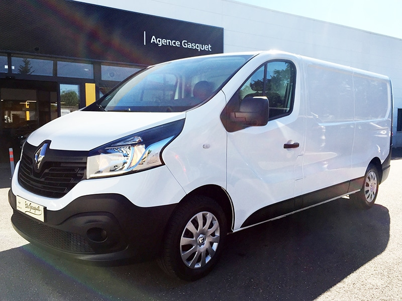 RENAULT TRAFIC III L2H1 DCI 115 GRAND CONFORT