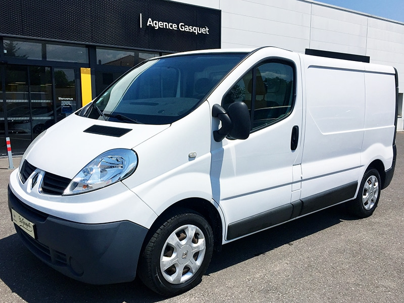 RENAULT TRAFIC II FOURGON GRAND CONFORT L1H1 2.0 DCI 115