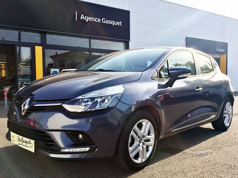 RENAULT CLIO IV BUSINESS ENERGY TCE 90 ECO2
